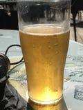 冰冷的啤酒 免版税库存照片