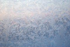 冰冷的图画 免版税库存照片