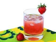 冰冷的夏天limonade 库存图片