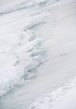 冰冷的湖 免版税库存照片