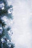 冰冷的背景 免版税图库摄影