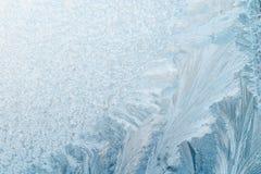 冰冷的背景 免版税库存照片