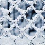 冰冷的范围 美好的冬天季节性抽象背景 库存图片