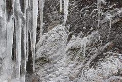 冰冷 免版税图库摄影