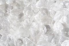冰和玻璃纹理 免版税库存图片