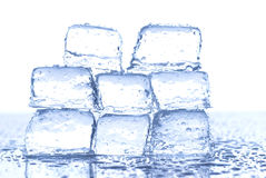 冰块 免版税图库摄影