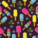 冰奶油15 免版税库存图片