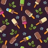 冰奶油17 免版税库存图片