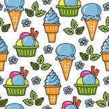 冰奶油14 免版税库存图片