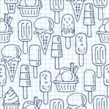 冰奶油18 免版税库存图片