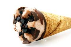 冰奶油 免版税库存照片