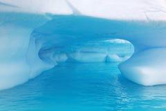 冰山在南极洲 库存图片