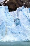 冰山峭壁 库存照片