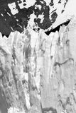 冰山峭壁 库存图片