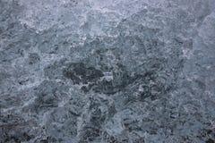 冰山的细节 库存照片