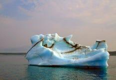 冰山纽芬兰 免版税库存图片