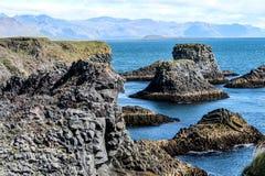 冰岛半岛 库存图片