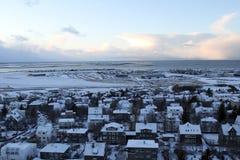 冰岛旅行 库存照片