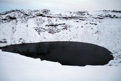 冰岛旅行 免版税库存照片