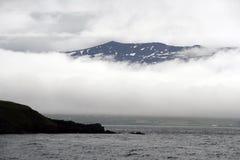 冰岛横向 免版税库存图片