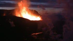 冰岛火山 股票录像