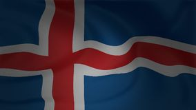 冰岛的动画沙文主义情绪在风 影视素材