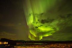 冰岛自然 免版税库存照片
