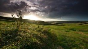 冰岛风景 图库摄影