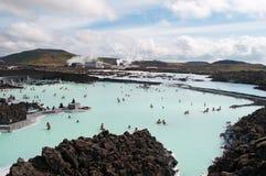 冰岛,北欧 免版税库存图片