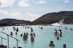 冰岛,北欧 免版税库存照片