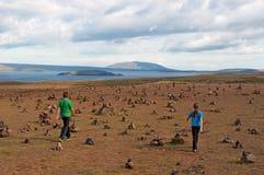 冰岛,北欧 图库摄影