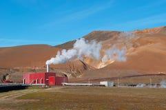 冰岛,北欧 免版税图库摄影