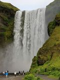冰岛2012年 图库摄影