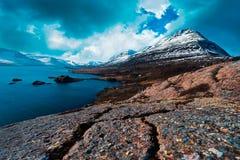 冰岛结构 免版税库存照片