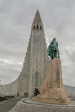 冰岛-雷克雅未克 库存图片