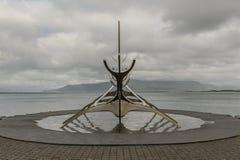 冰岛-雷克雅未克 免版税图库摄影