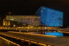 冰岛-雷克雅未克 免版税库存照片