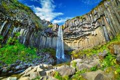 冰岛 免版税库存照片