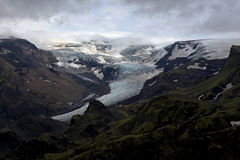 冰岛 免版税图库摄影