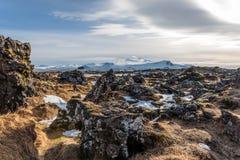 冰岛 库存图片
