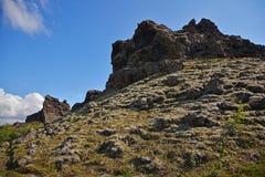冰岛 图库摄影
