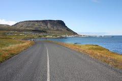 冰岛snaefellsnes 免版税库存图片