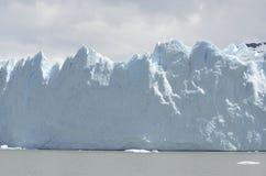 冰川和全球性变暖埃尔卡拉法特巴塔哥尼亚的阿根廷佩里托莫雷诺 库存照片