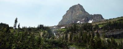 冰川国家公园在蒙大拿,美国 免版税图库摄影