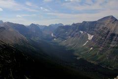 冰川国家公园-蒙大拿-美国 免版税库存照片