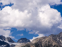 冰川国家公园 库存图片