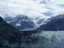 冰川山脉 库存照片