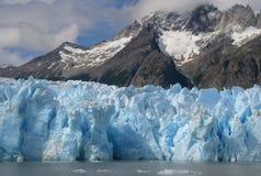 冰川灰色 库存图片