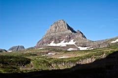 冰川蒙大拿国家公园 库存图片