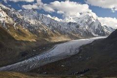 冰川 免版税图库摄影